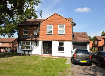 Thumbnail 5 bed detached house for sale in Northcliffe Close, Worcester Park