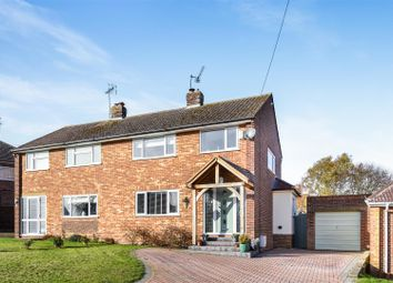 Thumbnail 3 bed semi-detached house for sale in Link Way, Arborfield Cross, Berkshire