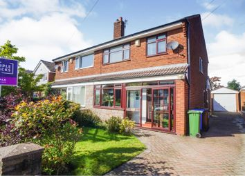 Thumbnail 3 bed semi-detached house for sale in Danby Road, Hyde