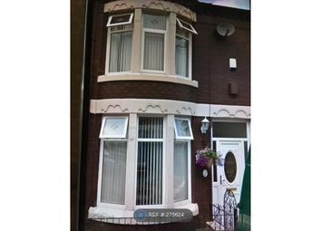 Thumbnail 3 bed terraced house to rent in Wenlock Road, Liverpool
