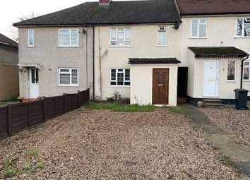 Thumbnail 3 bed terraced house for sale in Cattlegate Road, Northaw, Potters Bar