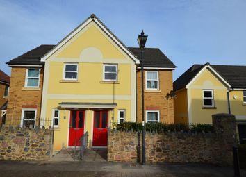 Thumbnail 3 bedroom semi-detached house to rent in Explorer Walk, Torquay