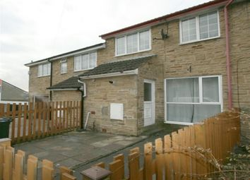 Thumbnail 3 bed terraced house to rent in Crownest Road, Bingley