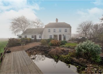 Thumbnail 5 bed detached house for sale in Starlode Drove, West Pinchbeck, Spalding