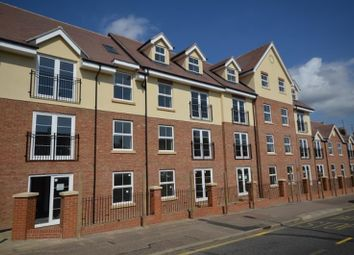 Thumbnail 2 bed flat for sale in Main Road, Harwich, Essex