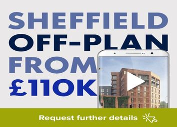 1 bed flat for sale in Chatham Street, Sheffield S3