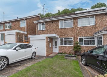 Thumbnail 3 bed property to rent in Atcham Close, Redditch