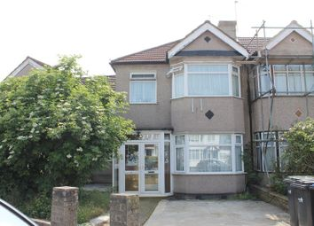 Thumbnail 2 bedroom flat for sale in Monroe Crescent, Enfield