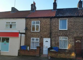 Thumbnail 2 bed terraced house to rent in Eastgate North, Driffield