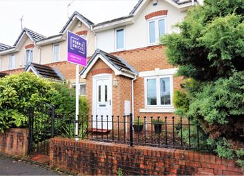 Thumbnail 2 bedroom end terrace house for sale in Minster Road, Manchester