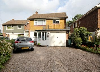 Thumbnail 4 bedroom detached house for sale in Hare Hill, Rowtown, Surrey