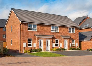 "Thumbnail 2 bedroom end terrace house for sale in ""Kenley"" at Green Lane, Yarm"