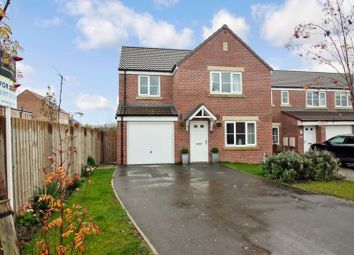 Thumbnail 4 bed detached house for sale in Sycamore Drive, Castleford