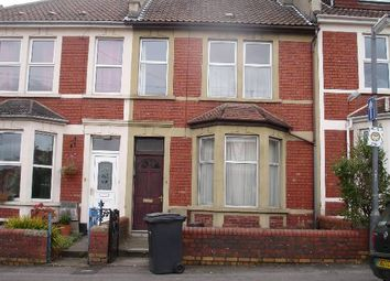 Thumbnail 5 bed terraced house to rent in Olveston Road, Horfield, Bristol