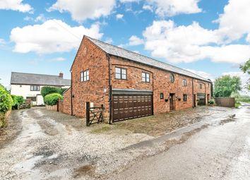 Thumbnail 4 bed barn conversion to rent in Shepcroft Lane, Stretton, Warrington, Cheshire