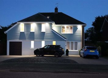 Thumbnail 5 bed detached house for sale in Holmhurst Avenue, Highcliffe, Christchurch