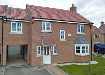 Thumbnail 4 bed link-detached house to rent in Livingstone Drive, Spalding