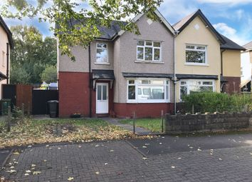 Thumbnail 3 bed semi-detached house for sale in South Clive Street, Cardiff
