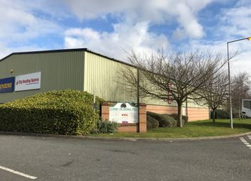 Thumbnail Light industrial to let in Stafford Park 17, Telford