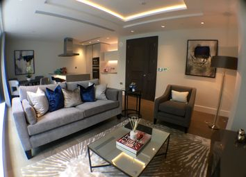 Thumbnail 2 bed flat for sale in Lord Kensington House, Kensington High Street, Kensington