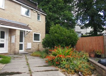 Thumbnail 1 bed end terrace house for sale in Clos Alltygog, Swansea