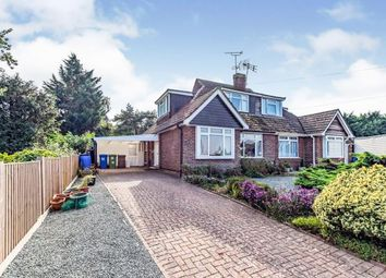 Thumbnail 3 bed bungalow for sale in Hales Road, Sittingbourne, Kent