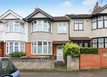 Thumbnail 3 bed terraced house for sale in Manor Road, Walthamstow, London