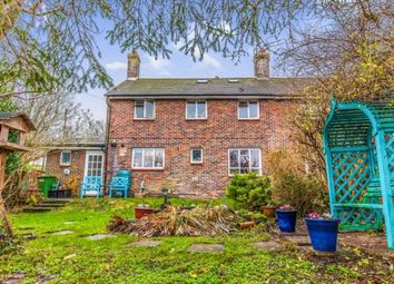 Thumbnail 4 bed semi-detached house for sale in Newton Road, Lewes, East Sussex