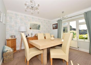Thumbnail 4 bed detached house for sale in Glayton Gardens, Walderslade, Chatham, Kent