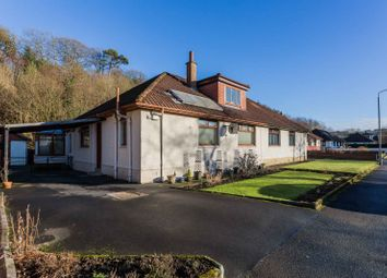 Thumbnail 3 bed semi-detached house for sale in Anderson Crescent, Sorn, Mauchline, East Ayrshire