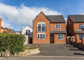 Thumbnail 5 bed detached house for sale in Willfield Lane, Brown Edge, Stoke-On-Trent