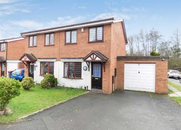 Thumbnail 2 bedroom property for sale in Ryebank Road, Telford, Telford, Shropshire