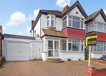 Thumbnail 3 bed semi-detached house for sale in Paxford Road, Sudbury Court Estate, Middlesex