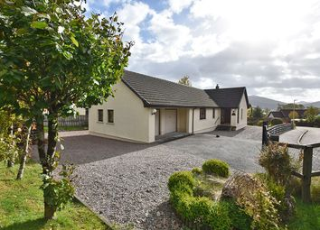 Thumbnail 4 bed detached bungalow for sale in Albyn Drive, Corpach, Fort William