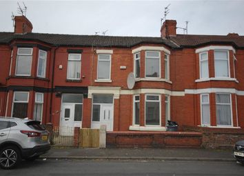 Thumbnail 4 bed terraced house to rent in Percy Road, Wallasey, Wirral