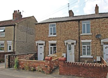 Thumbnail 2 bed terraced house to rent in Scarborough Road, Norton, Malton