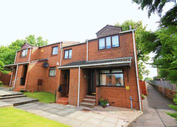 Thumbnail 2 bed flat for sale in Linnwood Court, Cathcart, Glasgow
