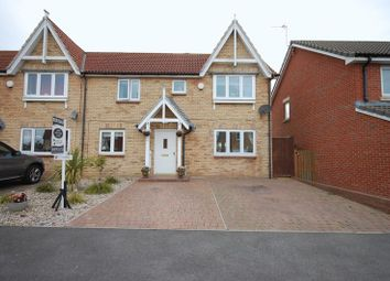 Thumbnail 4 bed detached house for sale in Hawthorn Road, Widdrington, Morpeth