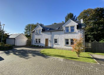 Thumbnail 4 bed property for sale in Cranaleith Court, Eaglesham, Glasgow