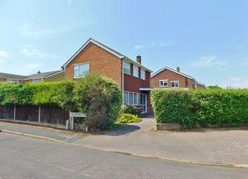Thumbnail 3 bedroom detached house for sale in Cutlers Lane, Stubbington, Fareham