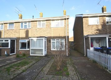 Thumbnail 3 bed end terrace house to rent in Lychpole Walk, Goring By Sea, Worthing, West Sussex