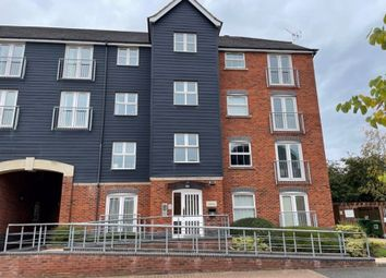 Thumbnail 1 bed flat to rent in Long Meadow Drive, Hinckley