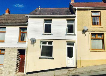 Thumbnail 3 bed terraced house to rent in Treharne Street, Merthyr Vale, Merthyr Tydfil