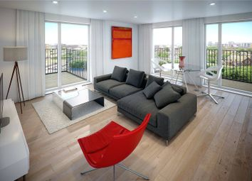 Thumbnail 3 bed flat for sale in Lumire, Barking Road, London