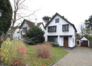 Thumbnail 4 bed detached house for sale in The Chenies, Petts Wood, Orpington, Kent