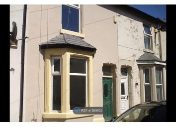 Thumbnail 2 bed terraced house to rent in Sutton Place, Blackpool