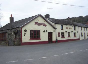 Thumbnail Pub/bar for sale in Bridge St, Fishguard, Pembs
