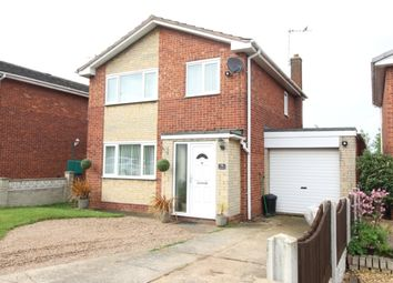Thumbnail 3 bed detached house for sale in 78 Westmorland Drive, Costhorpe, Worksop