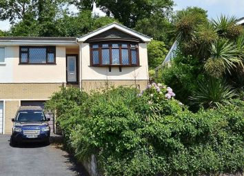 Thumbnail 2 bed semi-detached bungalow for sale in Waterleat Road, Paignton
