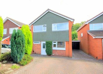 Thumbnail 3 bed detached house for sale in Wood Lane, Stone